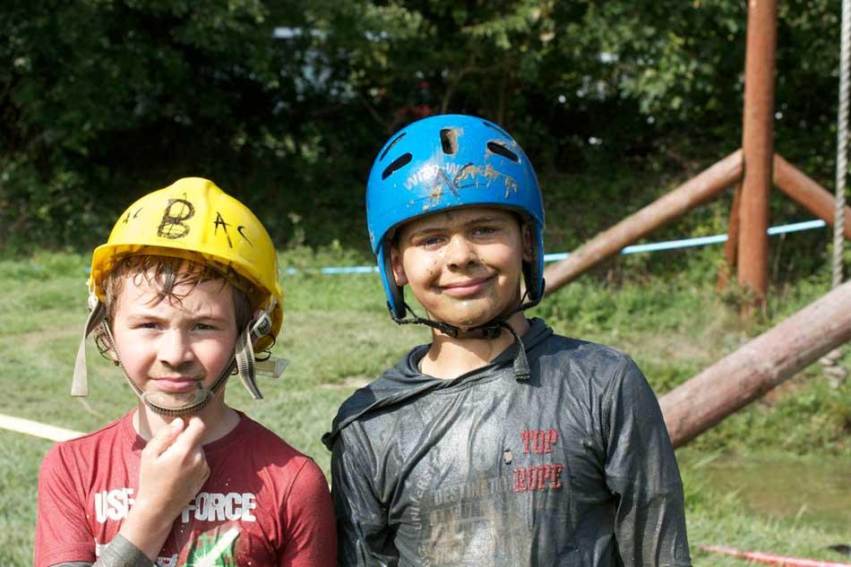 Muddy Boys!