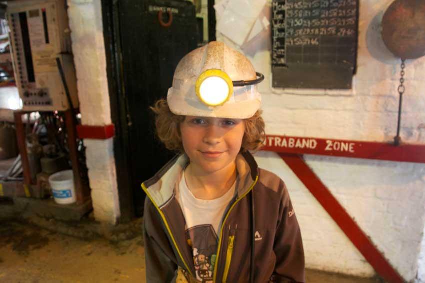 Morgan the Miner